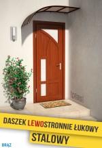 daszek-lewostronnie-łukowy-stalowy-150x90cm-DLLS150X90KBR
