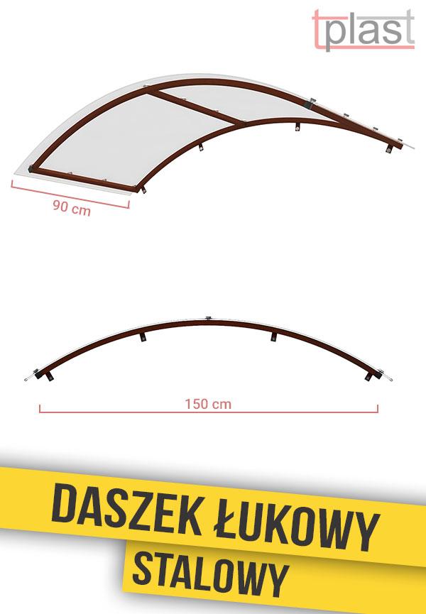 daszek-nad-drzwi-łukowy-stalowy-150x90cm-DLS150X90K-TECH