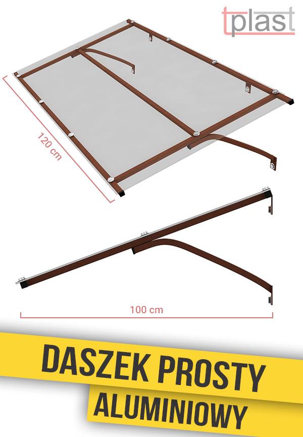 daszek-nad-drzwi-prosty-120x100cm-DPA120X100K-TECH