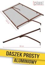 daszek-nad-drzwi-prosty-150x80cm-DPA150X80K-TECH