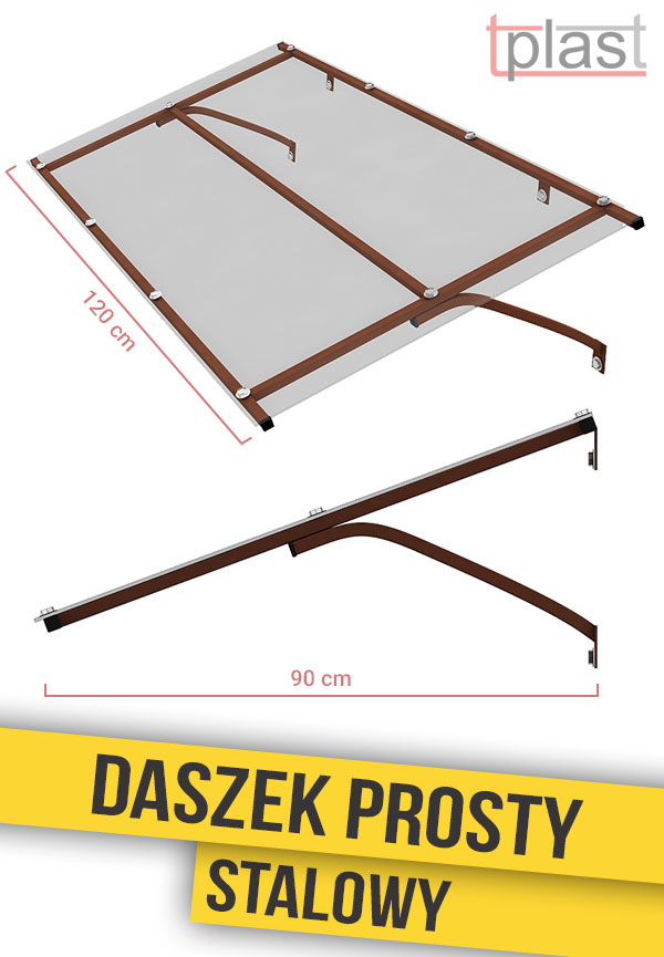 daszek-nad-drzwi-prosty-stalowy-120x90cm-DPS120X90K-TECH