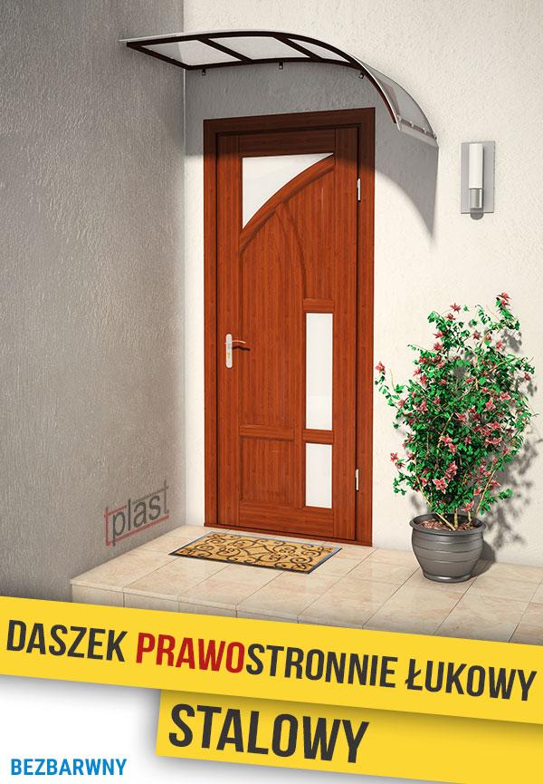 daszek-prawostronnie-łukowy-stalowy-150x90cm-DPLS150X90KB